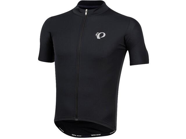 PEARL iZUMi Select Pursuit Koszulka rowerowa z zamkiem błyskawicznym Mężczyźni, black